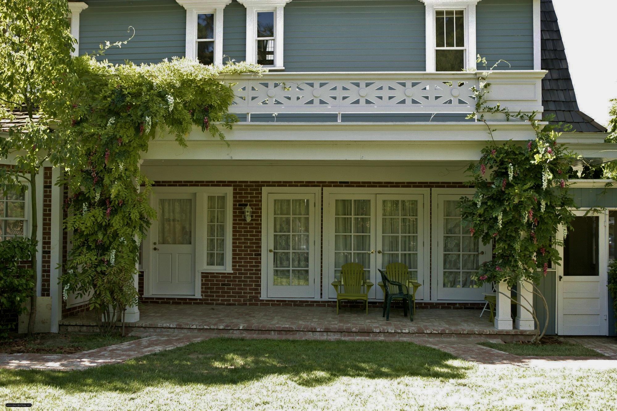 Family Van de Kamps Residence on Desperate Housewives – Bree Van De Kamp House Floor Plan
