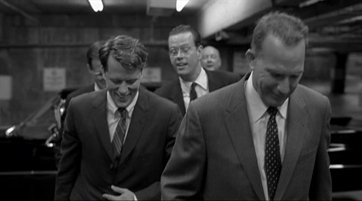 thirteen days by robert kennedy Thirteen days, starring kevin costner, takes on another hefty topic  john f  kennedy and steven culp as his brother robert kennedy, the.