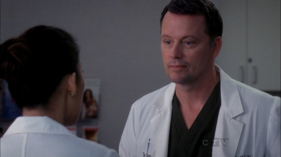 Steven Culp Online | Grey\'s Anatomy - 9.03 - Love The One You\'re With