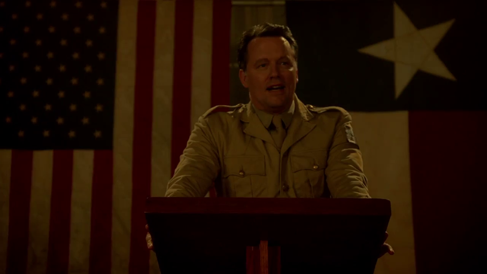 Steven Culp as Edward Truman on Revolution